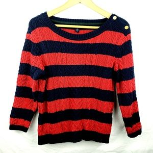 Tommy Hilfiger 100% Cotton Sweater